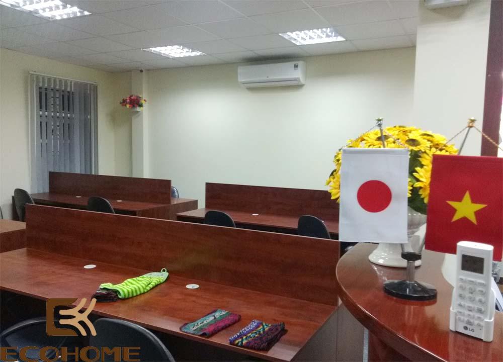 thiết kế nội thất văn phòng công ty cổ phần đầu tư vĩnh cát 6