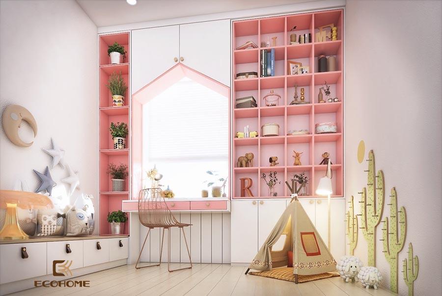 thiết kế nội thất phòng ngủ 45