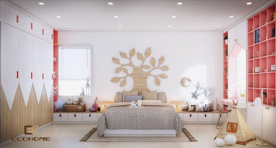 thiết kế nội thất phòng ngủ 46