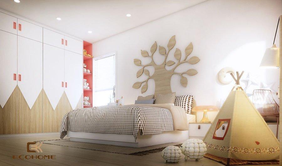 thiết kế nội thất phòng ngủ 47