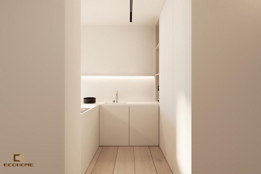 thiết kế tủ bếp chữ L 31