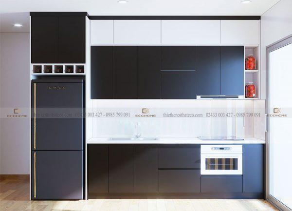 tủ bếp gỗ công nghiệp ECO37 (1)