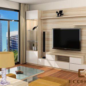 kệ tivi gỗ công nghiệp ECO30