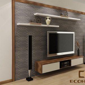 kệ tivi gỗ công nghiệp ECO34
