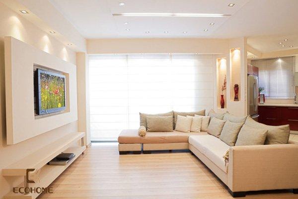 kệ tivi trang trí phòng khách 10