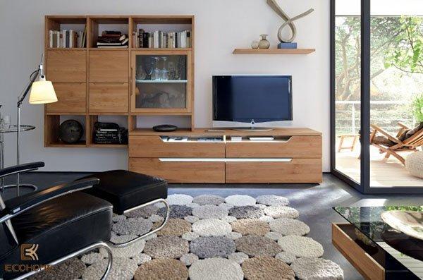 kệ tivi trang trí phòng khách 21
