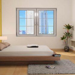 mẫu giường ngủ bệt ECO27 (1)