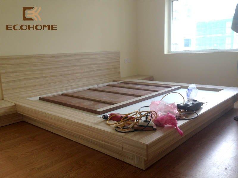 mẫu giường ngủ bệt ECO27 (2)