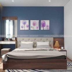 mẫu giường ngủ gỗ công nghiệp ECO20 (1)