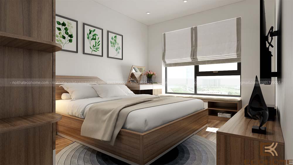 mẫu giường ngủ gỗ công nghiệp ECO21 (3)