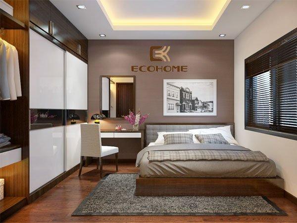 mẫu giường ngủ gỗ công nghiệp ECO29