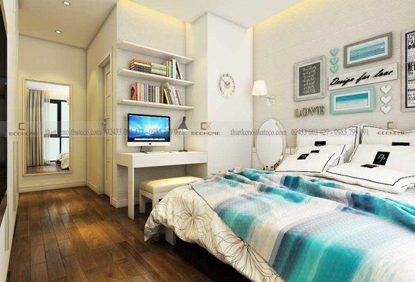 mẫu giường ngủ gỗ công nghiệp ECO34 (3)
