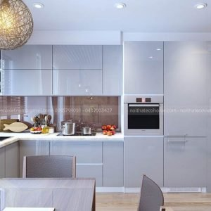 mẫu tủ bếp acrylic ECO43 (1)