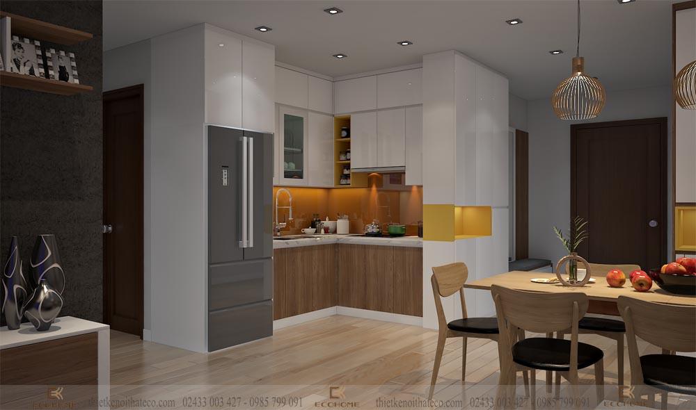 mẫu tủ bếp gỗ công nghiệp ECO52 (1)