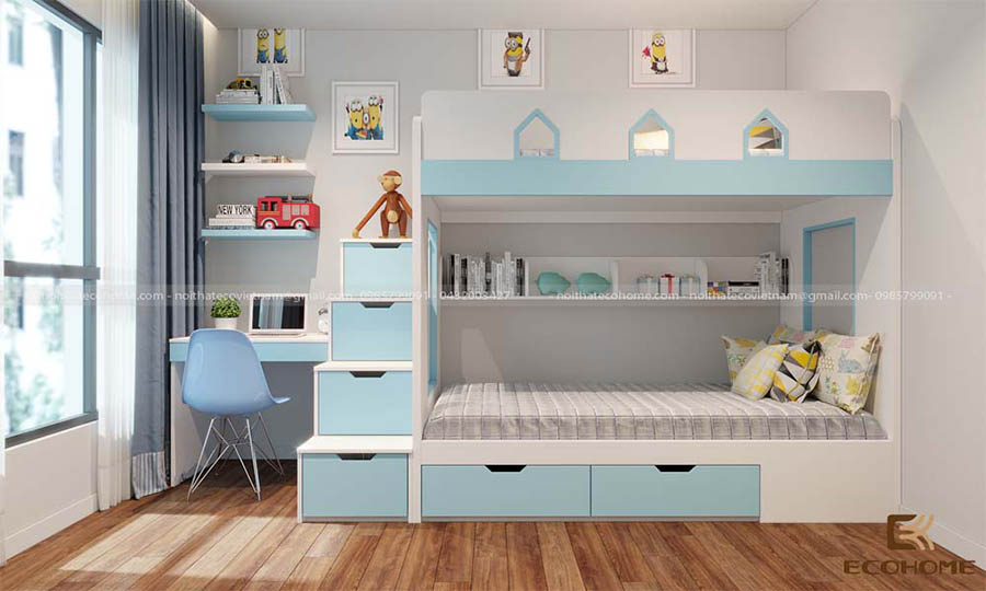 nội thất trẻ em hà nội 12