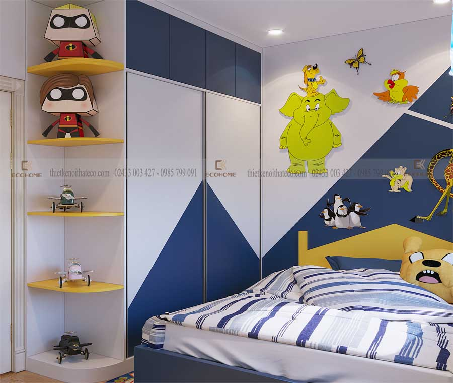 nội thất trẻ em hà nội 9