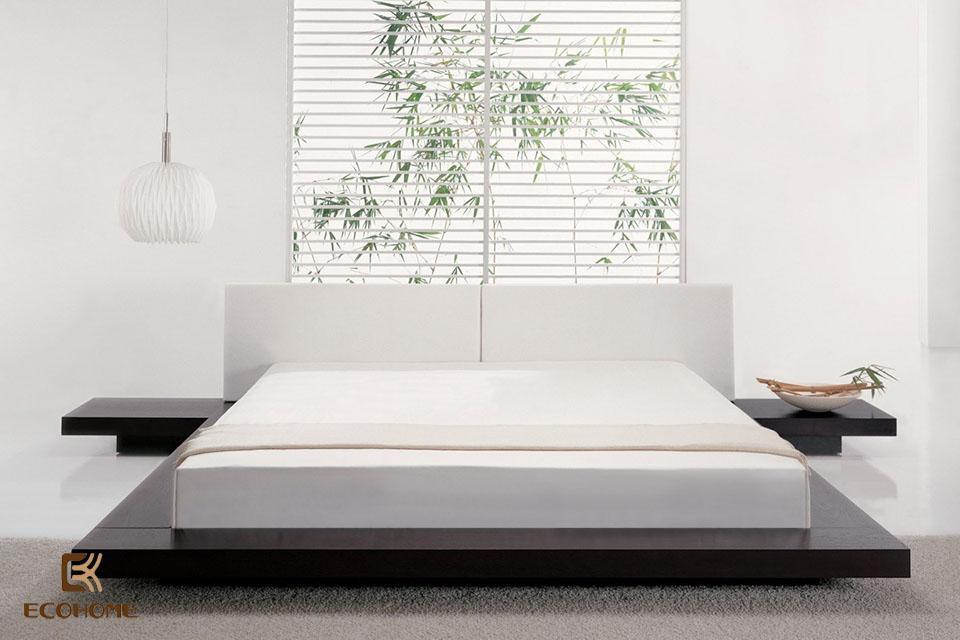phòng ngủ phong cách tối giản 19