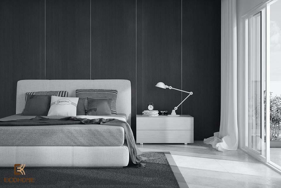 phòng ngủ phong cách tối giản 21