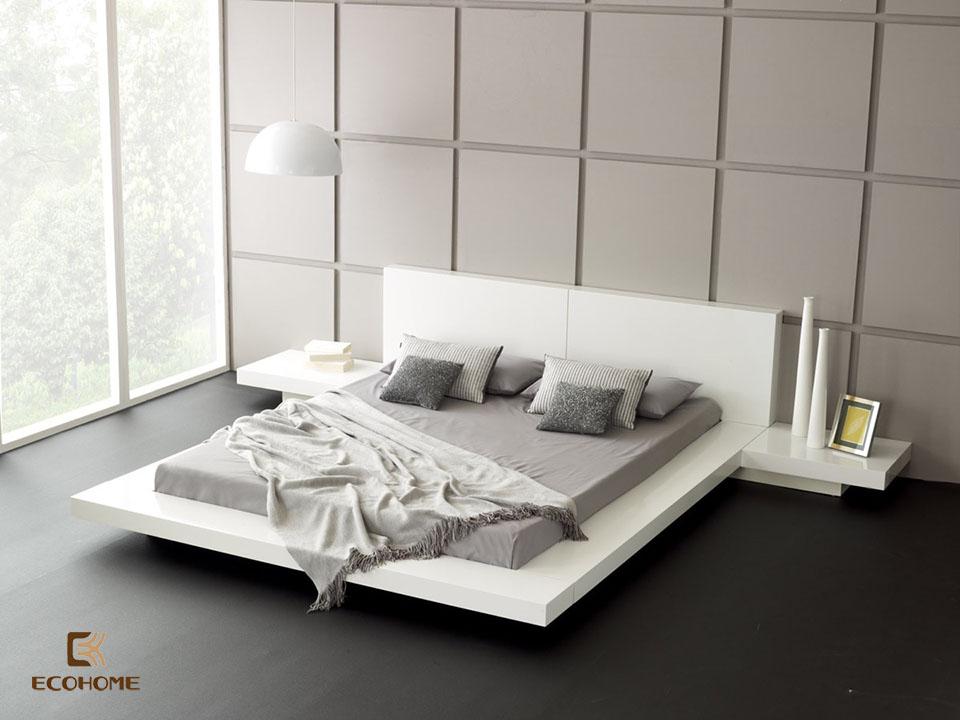 phòng ngủ phong cách tối giản 23