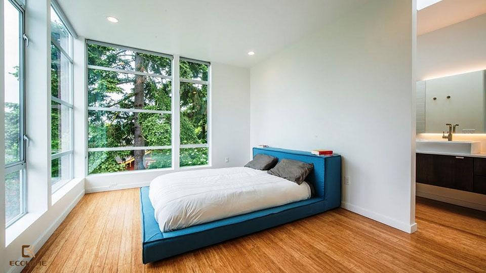 phòng ngủ phong cách tối giản 30