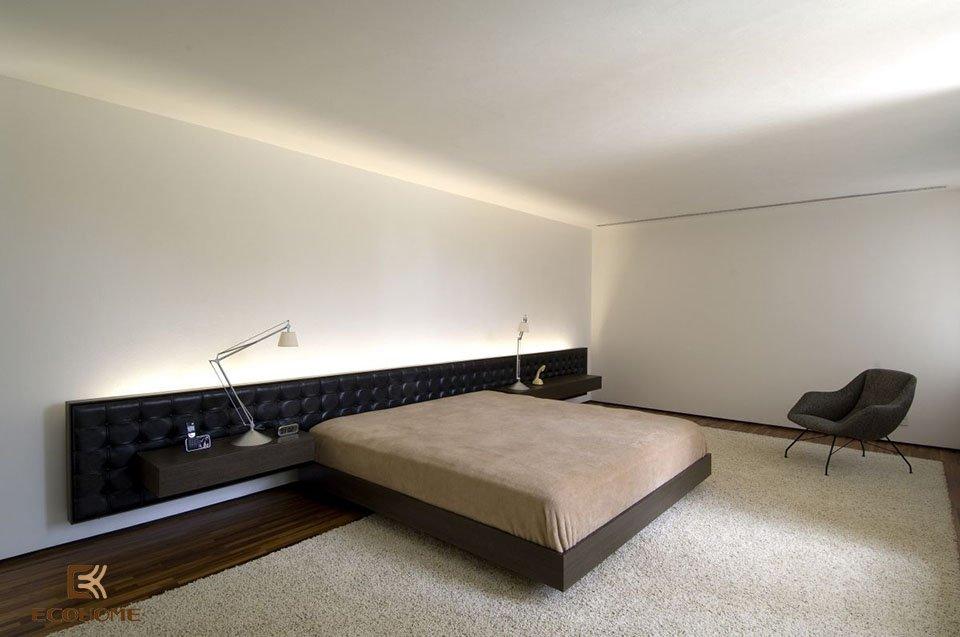 phòng ngủ phong cách tối giản 31