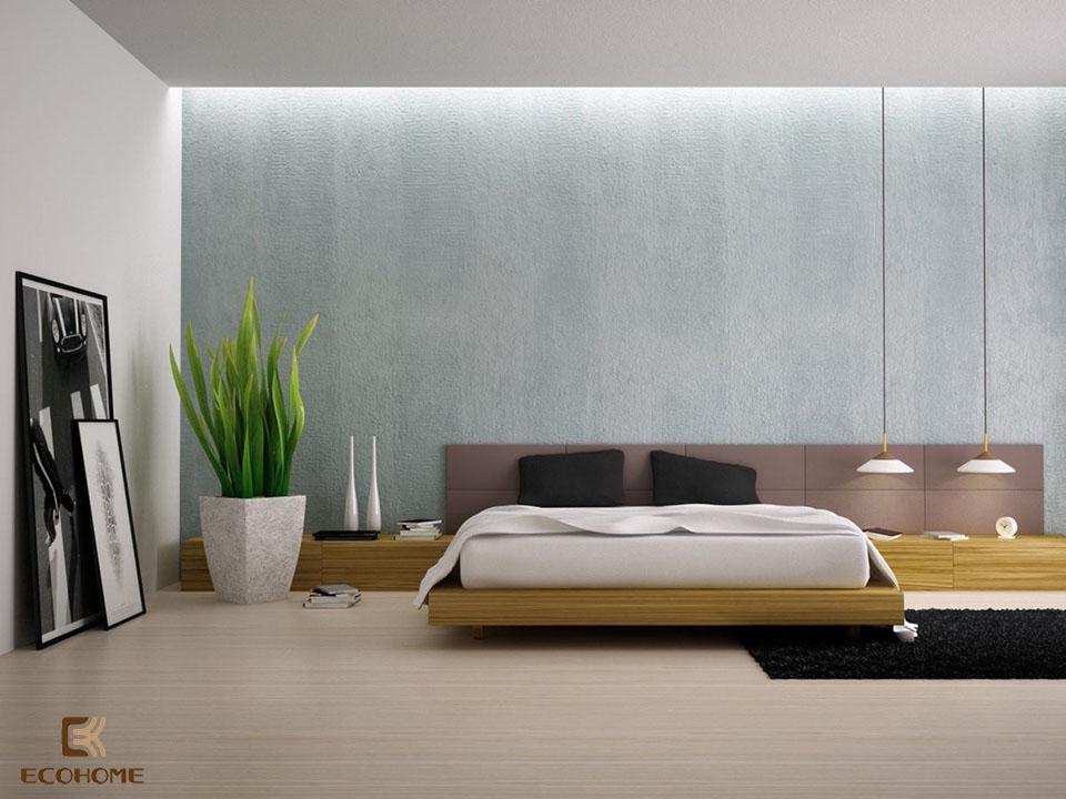 phòng ngủ phong cách tối giản 32