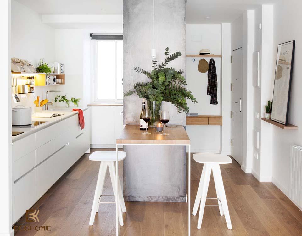 thiết kế nhà bếp nhỏ gọn 10