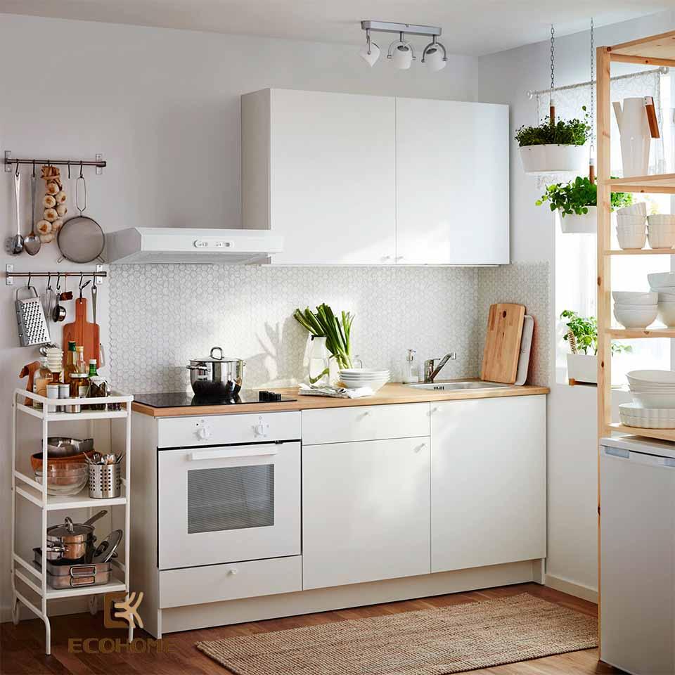 thiết kế nhà bếp nhỏ gọn 12