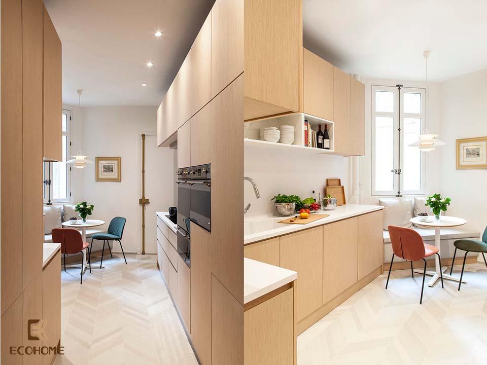 thiết kế nhà bếp nhỏ gọn 14