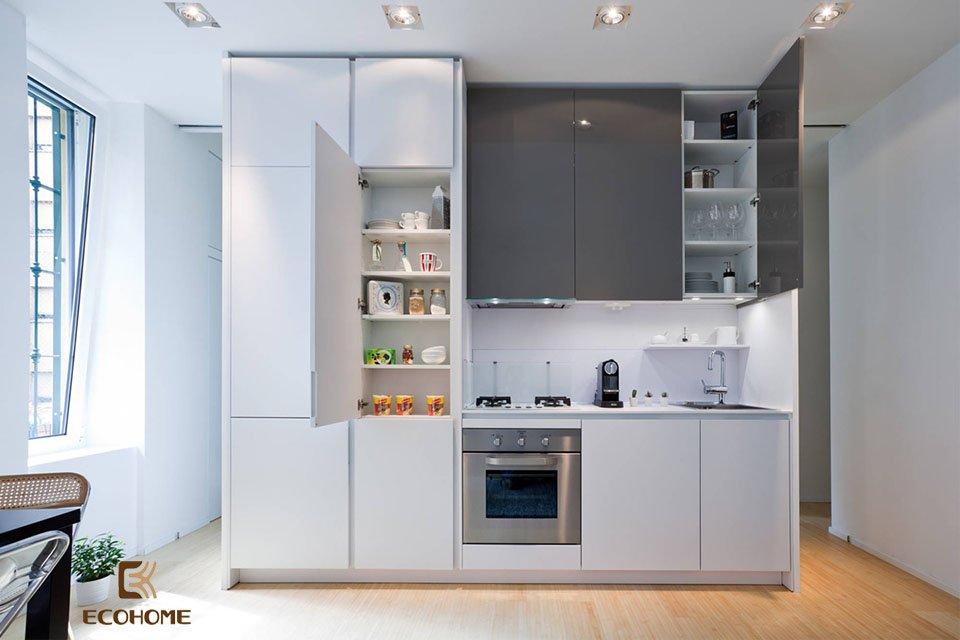 thiết kế nhà bếp nhỏ gọn 25