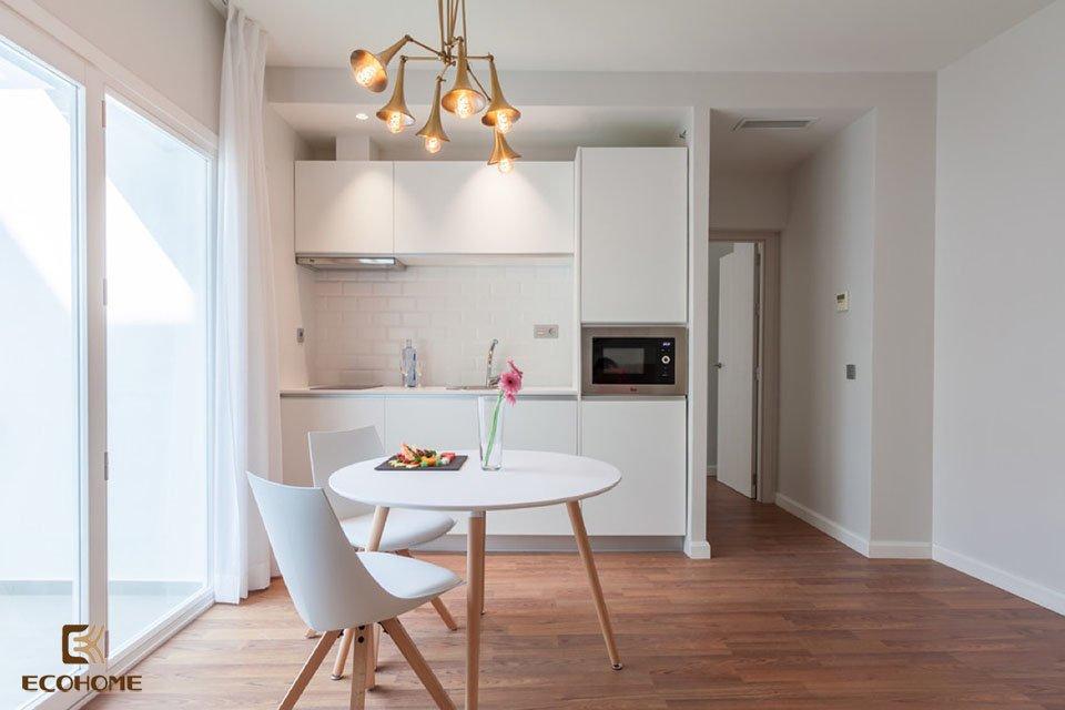 thiết kế nhà bếp nhỏ gọn 27