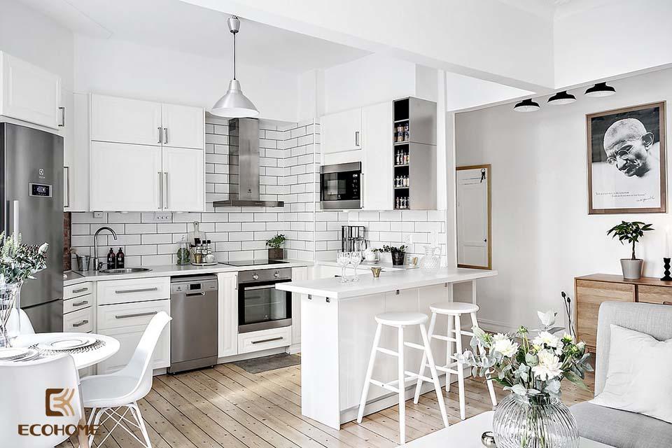 thiết kế nhà bếp nhỏ gọn 3