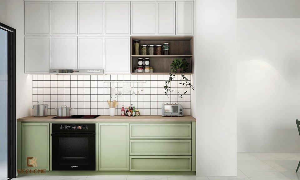 thiết kế nhà bếp nhỏ gọn 5