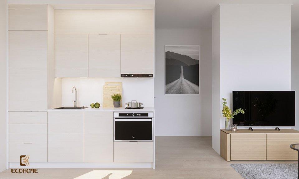thiết kế nhà bếp nhỏ gọn 6