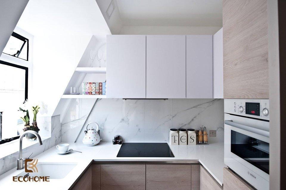 thiết kế nhà bếp nhỏ gọn 7