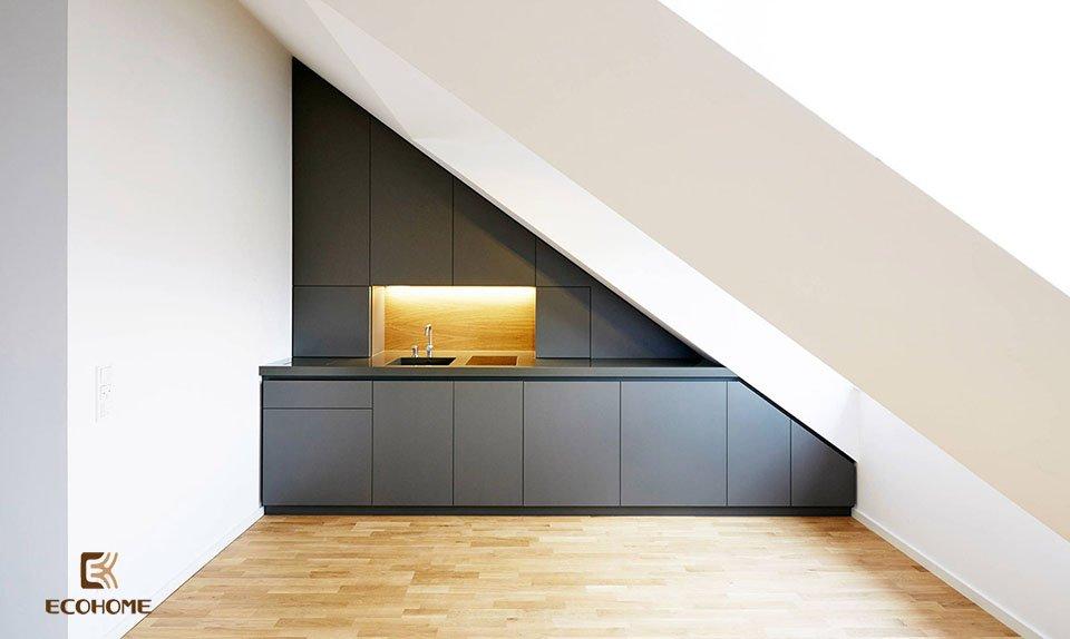 thiết kế nhà bếp nhỏ gọn 8