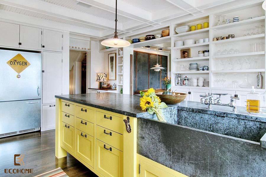 thiết kế nội thất phòng bếp 10