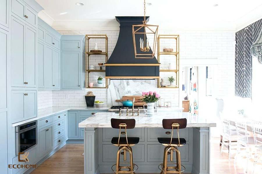thiết kế nội thất phòng bếp 12