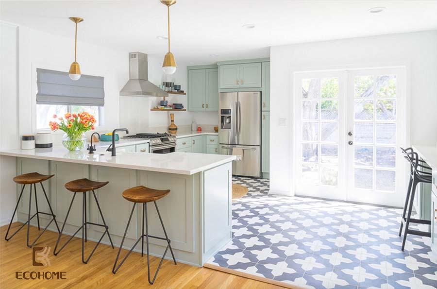 thiết kế nội thất phòng bếp 13