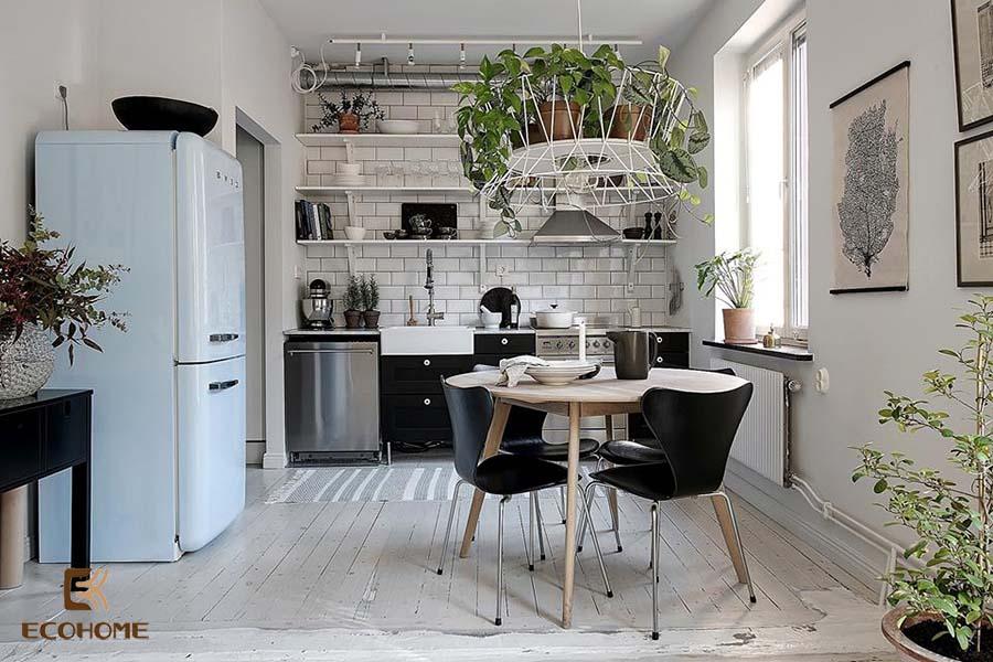 thiết kế nội thất phòng bếp 14