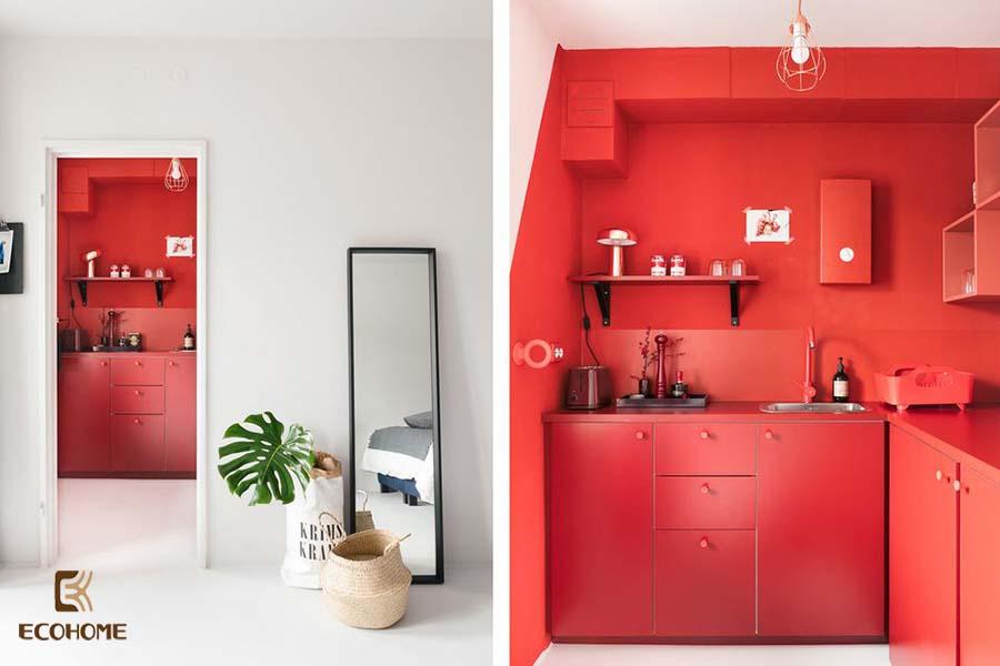 thiết kế nội thất phòng bếp 18