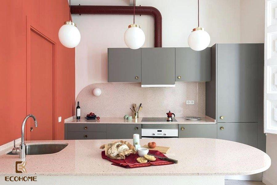 thiết kế nội thất phòng bếp 7