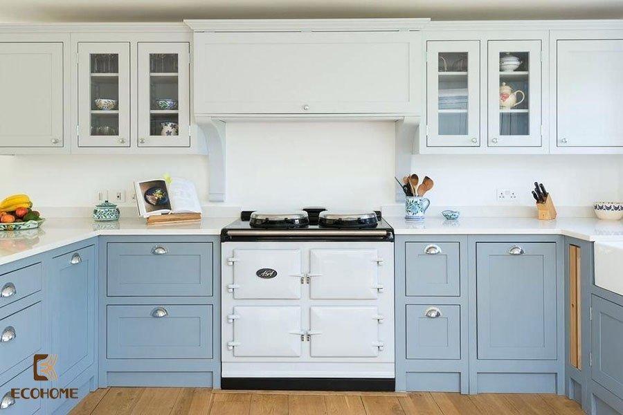 thiết kế nội thất phòng bếp 8