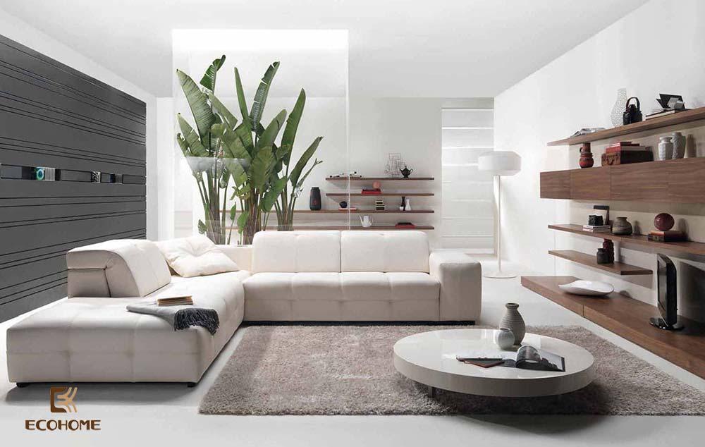 thiết kế nội thất phòng khách 17
