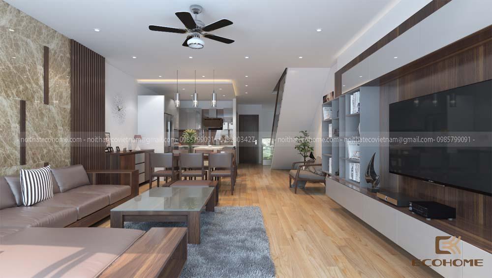 thiết kế nội thất phòng khách 9 (2)