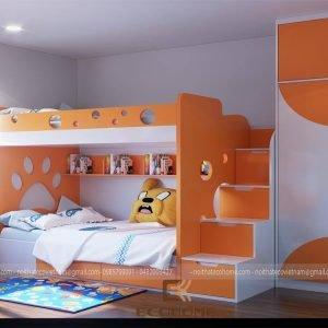 thiết kế nội thất trẻ em ECO13 (1)