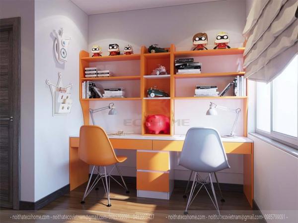 thiết kế nội thất trẻ em ECO13 (2)