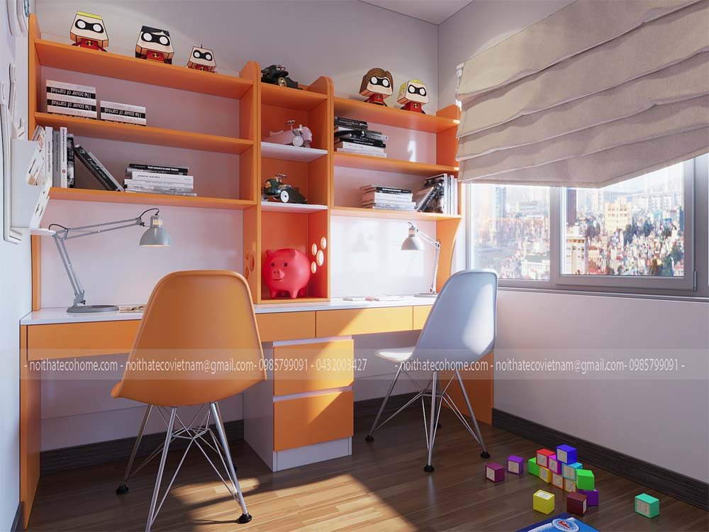 thiết kế nội thất trẻ em ECO13 (3)