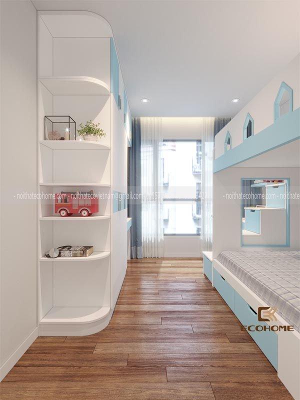 thiết kế nội thất trẻ em ECO15 (2)