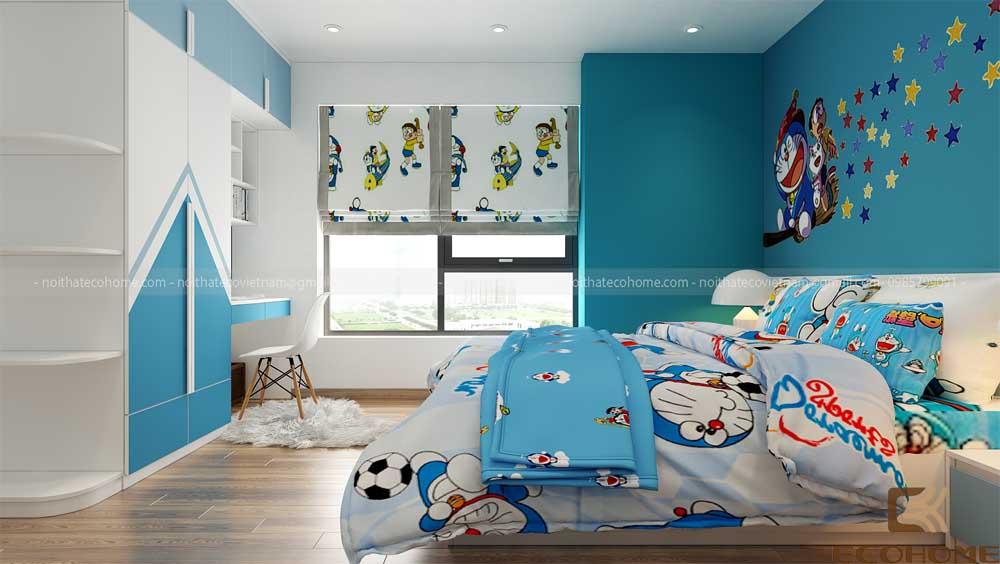 thiết kế nội thất trẻ em ECO16 (2)
